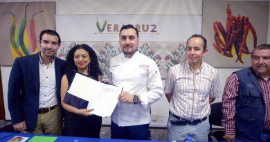 CITRO-UV firmó convenio con Consejo Gastronómico Veracruzano