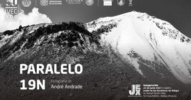 22 de junio. Exposición de fotografía de André Andrade