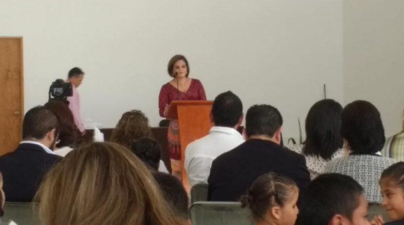 Paola Laudi, nueva titular de la Procuraduría Estatal de Niños, Niñas y Adolescentes en Veracruz