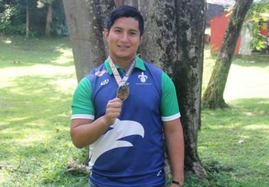 Gabriel Luna desea refrendar el oro obtenido en Nuevo León 2017