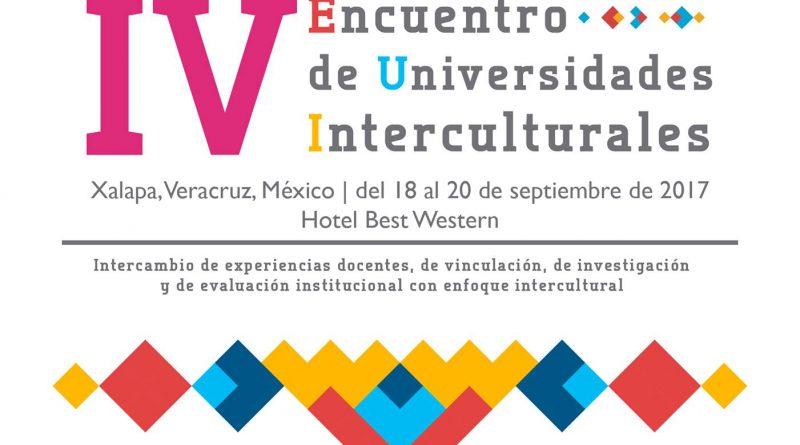 18-20 de septiembre. Programa del IV Encuentro de Universidades Interculturales